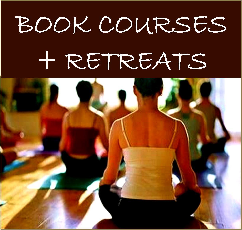 Book Yoga Courses