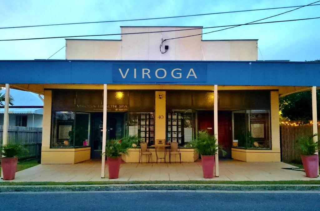 Contact us viroga yoga studio health spa for Best health spas in the us