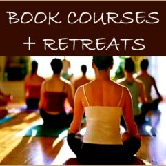Book Yoga Courses